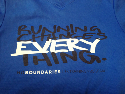 No boundaries shirt