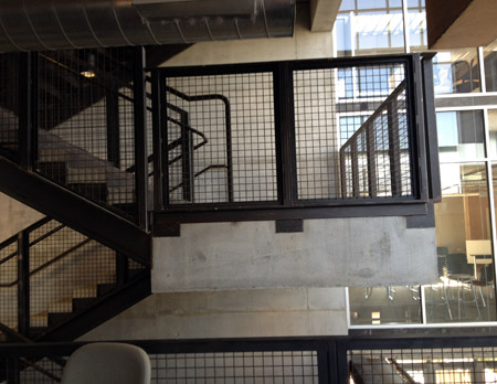 Stairs UNM
