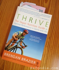 Thrive, Vegan nutrition guide