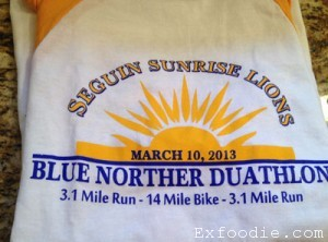 Blue Norther Duathlon